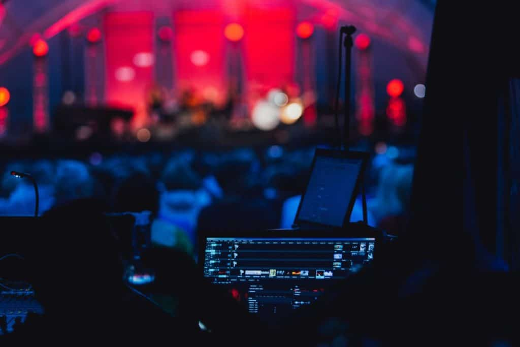 What is a soundcheck at a concert?