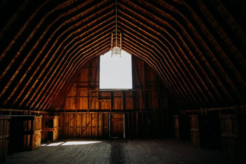 Bands Can Rehearse In Barns & Sheds