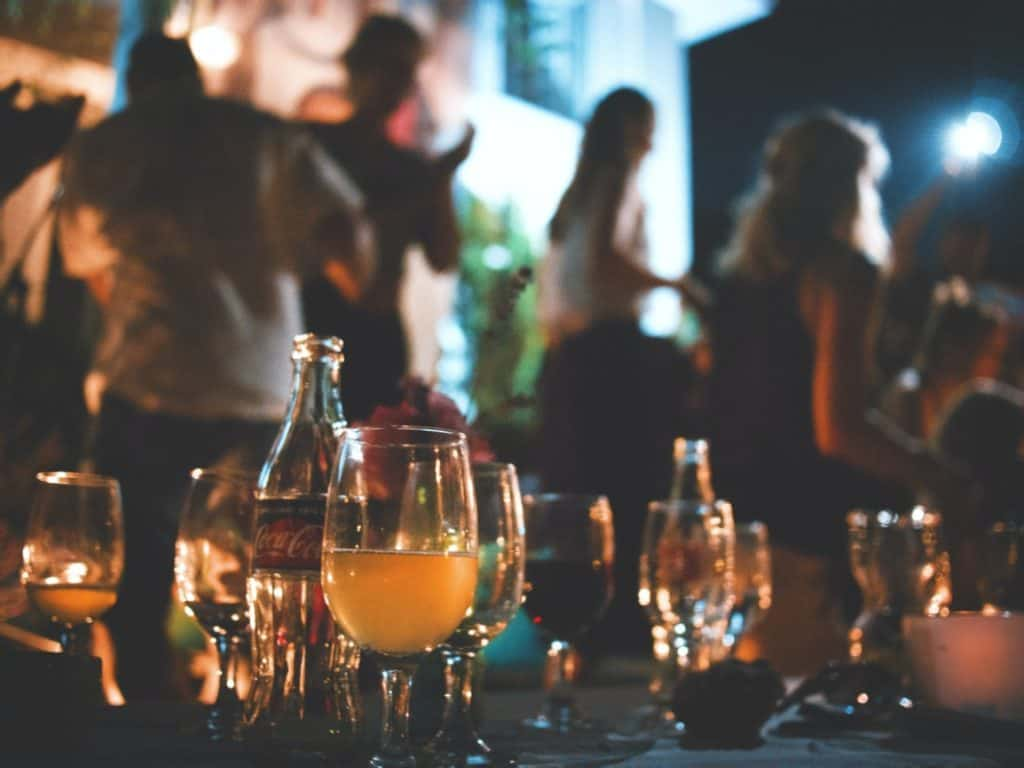 Bands can rehearse in bars, clubs, and restaurants